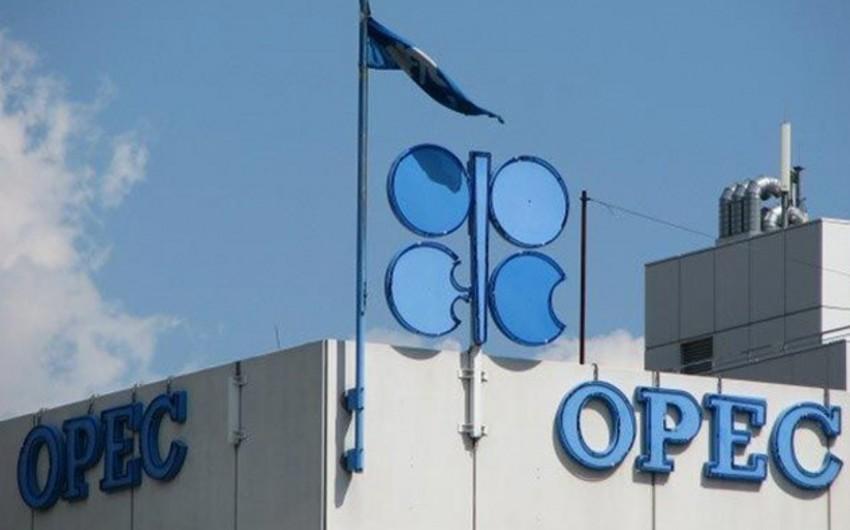 OPEC ölkələri neft hasilatı səviyyəsini 3 aylıq minimuma endirib