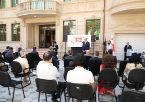В Баку отметили 12-ю годовщину оккупации территорий Грузии
