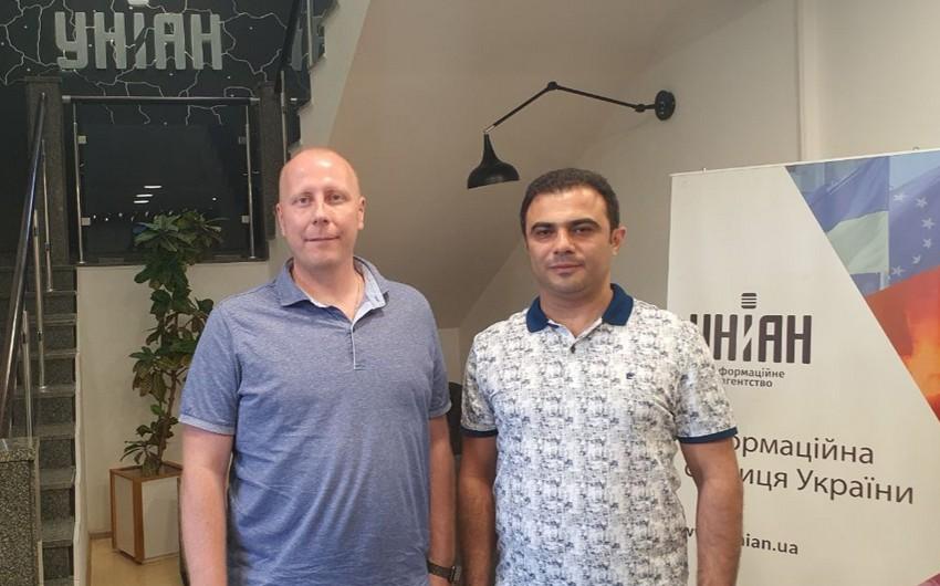 Famous Ukrainian information agency eyes opening bureau in Azerbaijan
