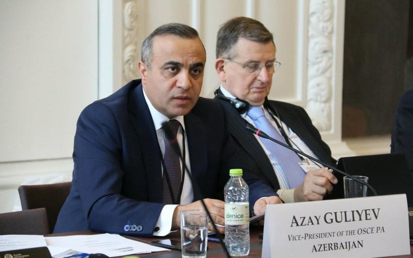Azay Quliyev :ATƏT/DTIHB hesabatda yol verdiyi nöqsanlara yenidən baxmalı və onları aradan qaldırmalıdır