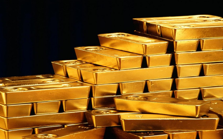 Report: Gold price may reach 1,300 USD per ounce