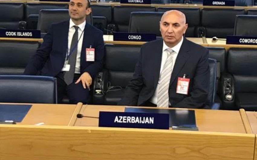 Azərbaycan FAO-nun sessiyasında iştirak edib