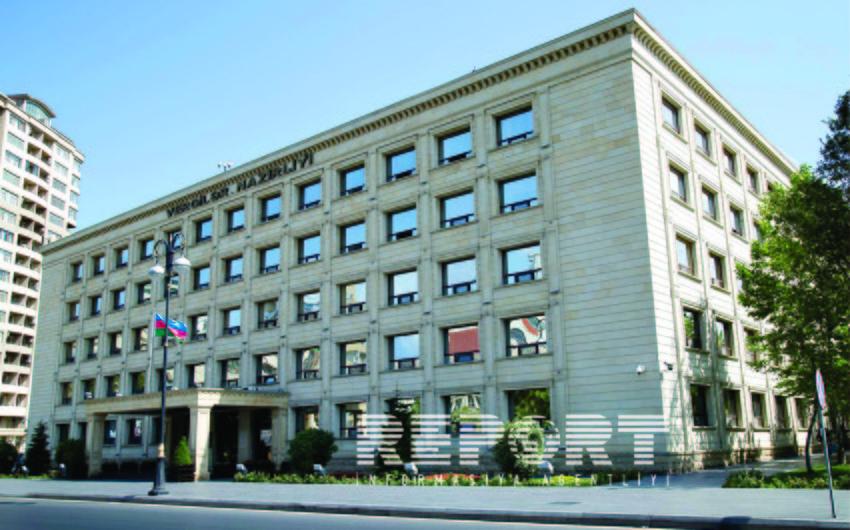 Vergilər Nazirliyi yeni inzibati binasının inşası ilə bağlı tender keçirir
