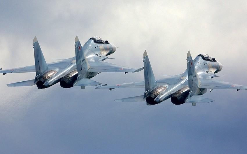 Rusiya Suriyada terror qruplaşmalarının 1320-dən çox obyektini məhv edilib