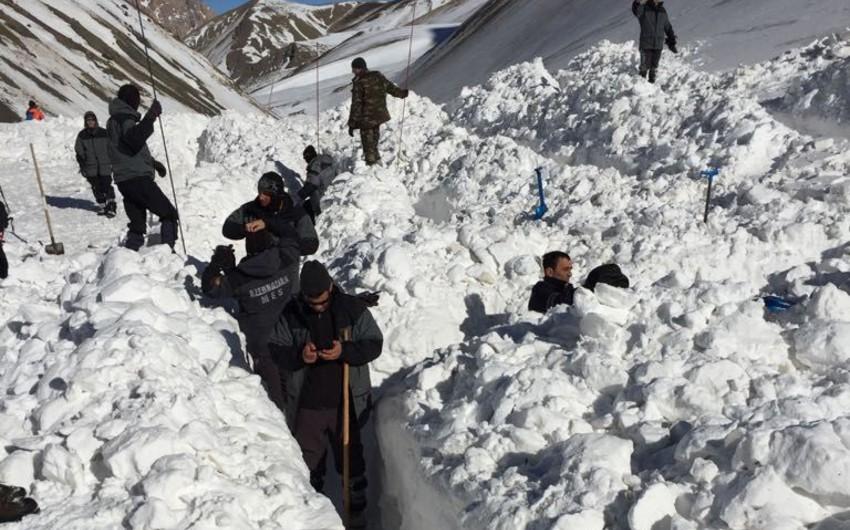 Специалисты АНАМА присоединились к поиску пропавших альпинистов - ОФИЦИАЛЬНО