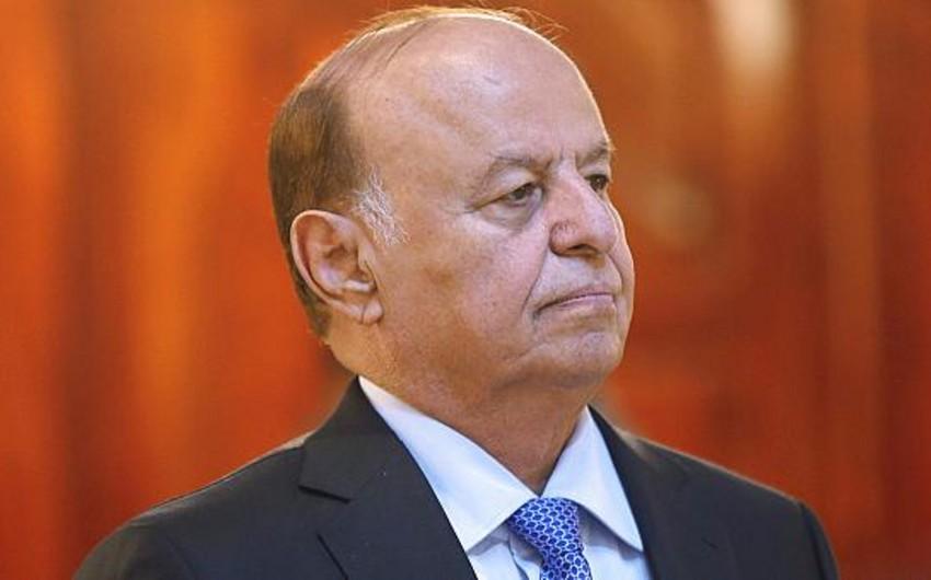 Президент Йемена отозвал прошение об отставке