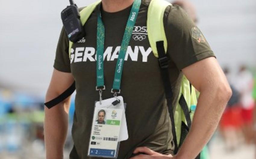 Avarçəkmə üzrə Almaniya yığma komandasının məşqçisi Rioda ağır yol qəzasına düşüb