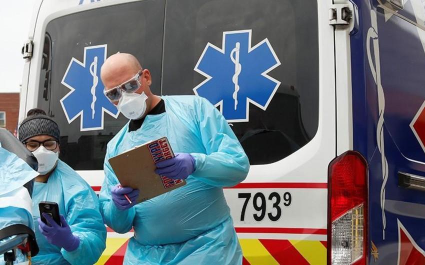 В США число жертв коронавируса превысило 55 тысяч человек