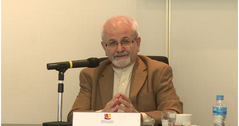 İran xarici işlər nazirinin müavini Bakıya gəlir