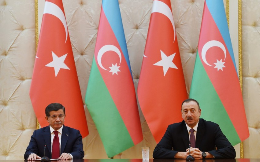 Azərbaycan Prezidenti: Bundan sonra da bütün məsələlərdə Türkiyə ilə bir-birimizi dəstəkləyəcək və bir-birimizin yanında olacağıq