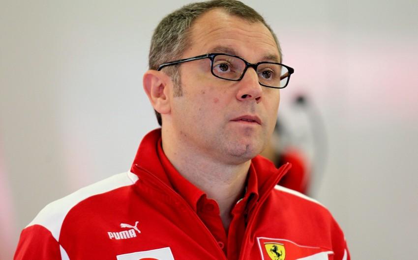 Stefano Domenikali Formula 1in rəhbəri oldu