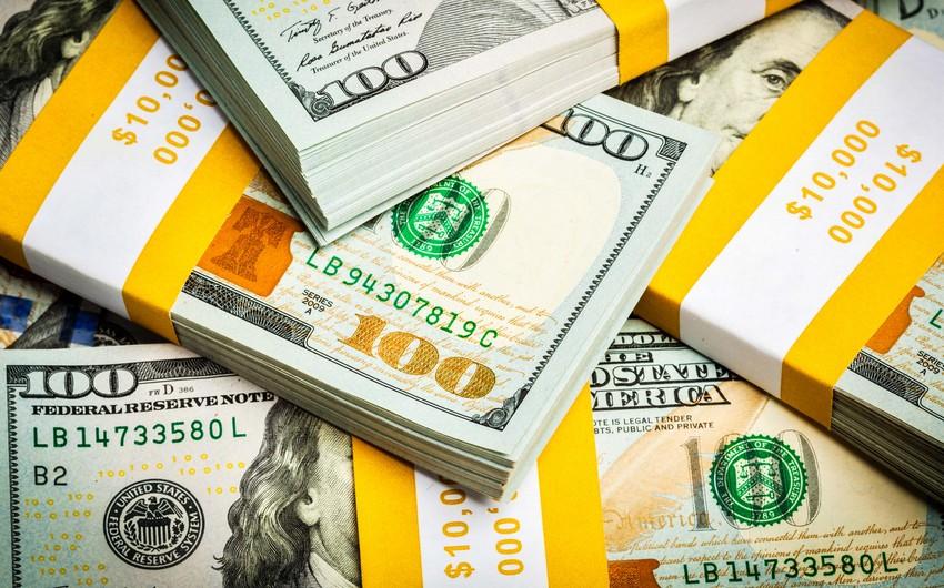 Türkiyə Mərkəzi Bankının valyuta ehtiyatları 3 milyard dollara yaxın azalıb