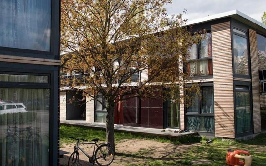 Almaniyada azərbaycanlıların qaldığı qaçqın yataqxanasının işığı kəsilib