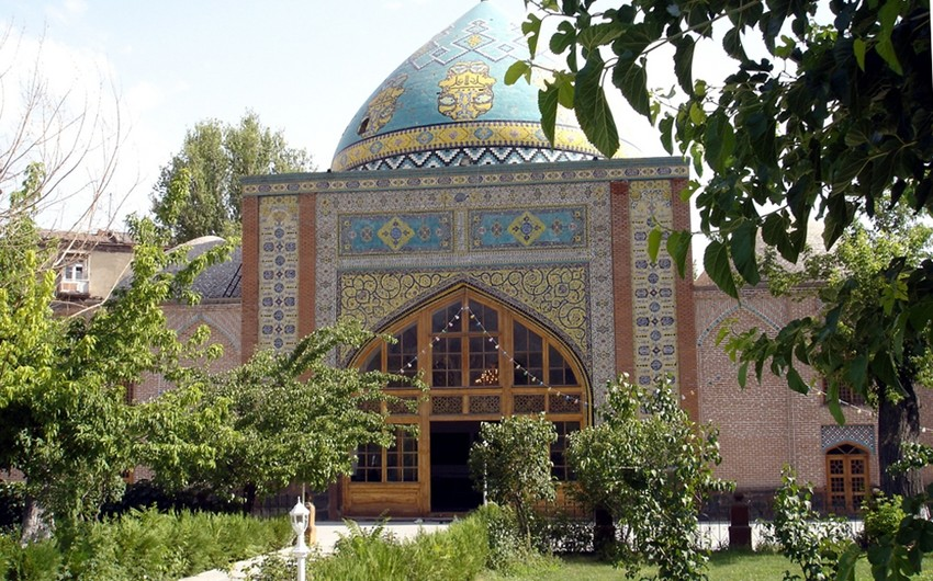 State Committee official: 'Lease of Blue Mosque to Iran has preconceived purpose'