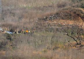 Крушение вертолета в США, есть погибший и пропавшие без вести
