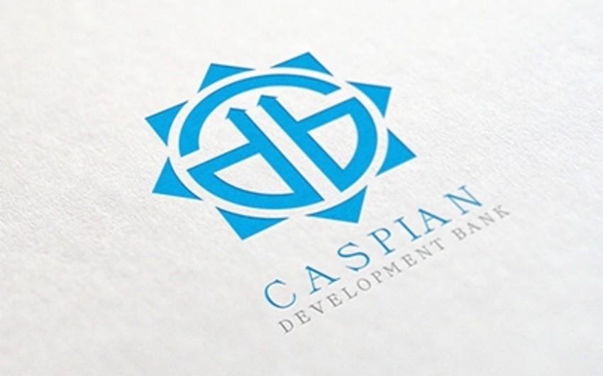 """""""Caspian Development Bank (CDB)"""" ASC əmanətlər üzrə faiz dərəcələrini artırıb"""