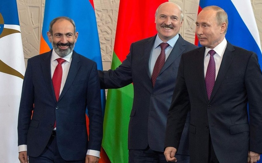 Lukashenko's lesson to Armenian leaders  - Pashinyan's silence - COMMENT