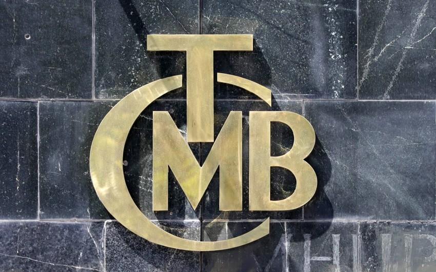 Türkiyə Mərkəzi Bankı uçot dərəcəsini azaltmaqda davam edir