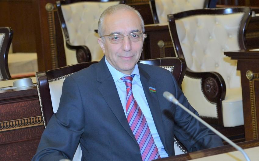 Milli Məclisin deputatı Məhkəmə-Hüquq Şurasının üzvü təyin edilib