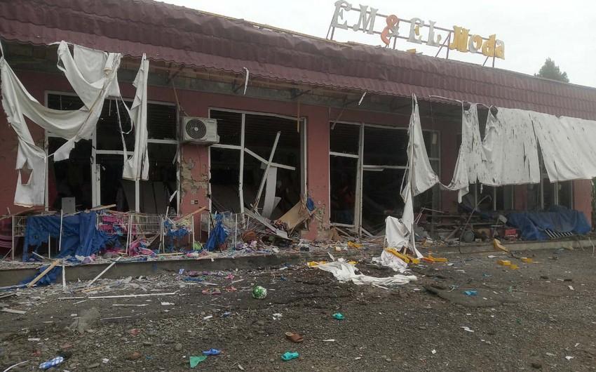 Минобороны: ВС Армении вновь подвергают Тертер артобстрелу