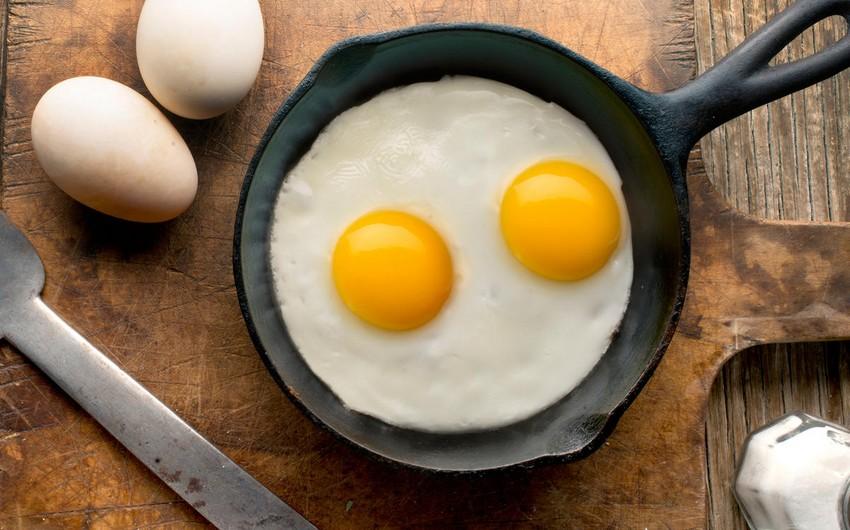 Yumurtanın tərkibi və faydalı xüsusiyyətləri - MƏQALƏ