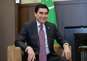Berdiməhəmmədov: Türkmənistan və Azərbaycan münasibətləri ardıcıl olaraq inkişaf etdirir