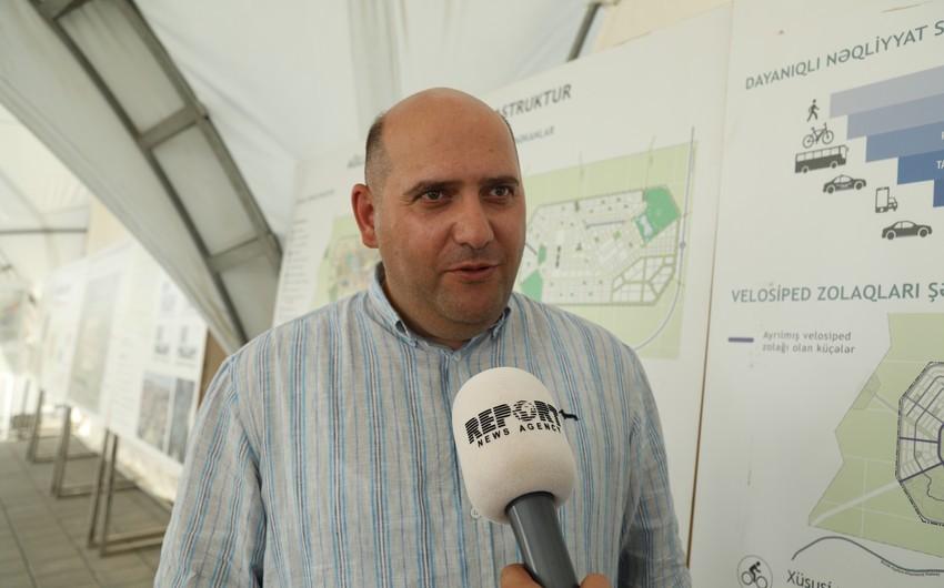 Prezidentin xüsusi nümayəndəsi: Bir qrup Ağdamsakini ilk dəfə şəhərə səfər edib