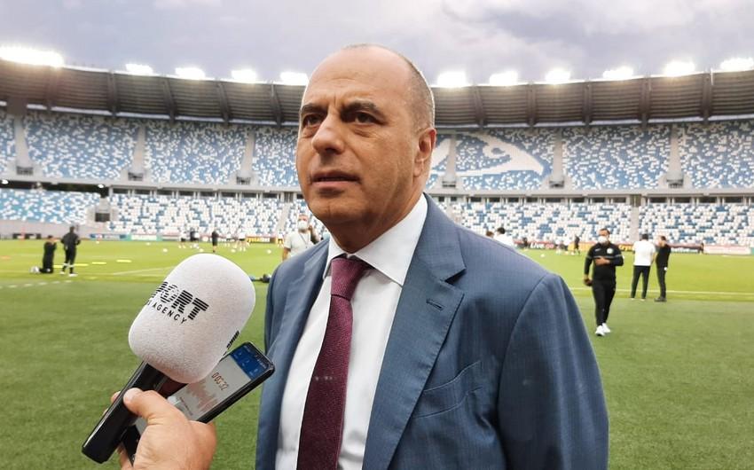Mahir Məmmədov: Dinamo Neftçinin yolunu indi keçməlidir - MÜSAHİBƏ