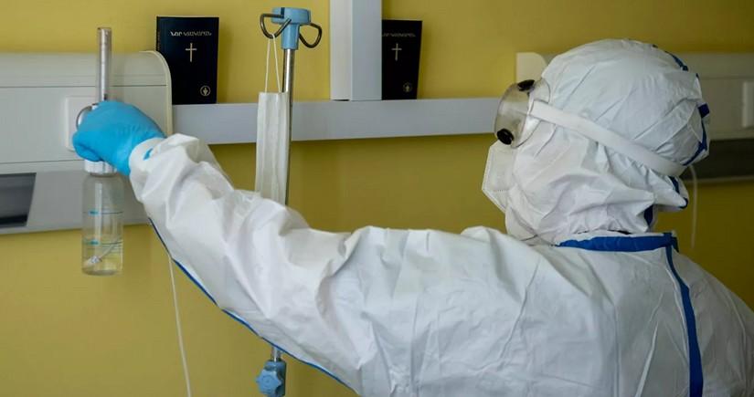 Ermənistanda koronavirusa yoluxanların sayı 257 620-yə çatıb