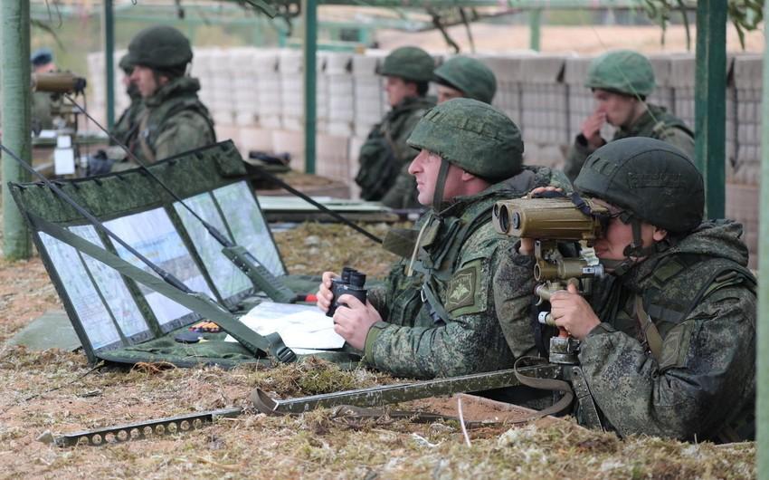 Шойгу объявил о завершении учений российской армии на границе с Украиной