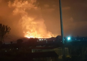 Konqoda vulkan püskürməsinin fəsadları açıqlanıb