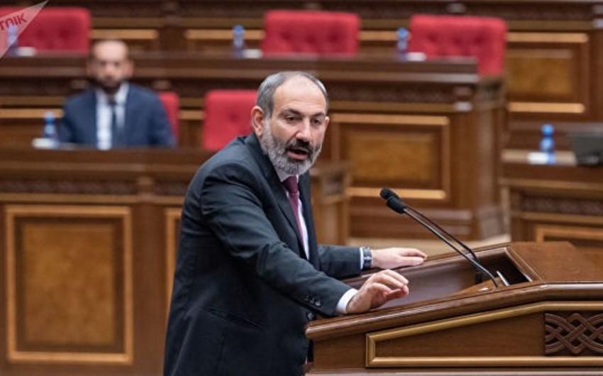 Nikol Paşinyan: Ermənistan NATO üzvlüyünə can atmır