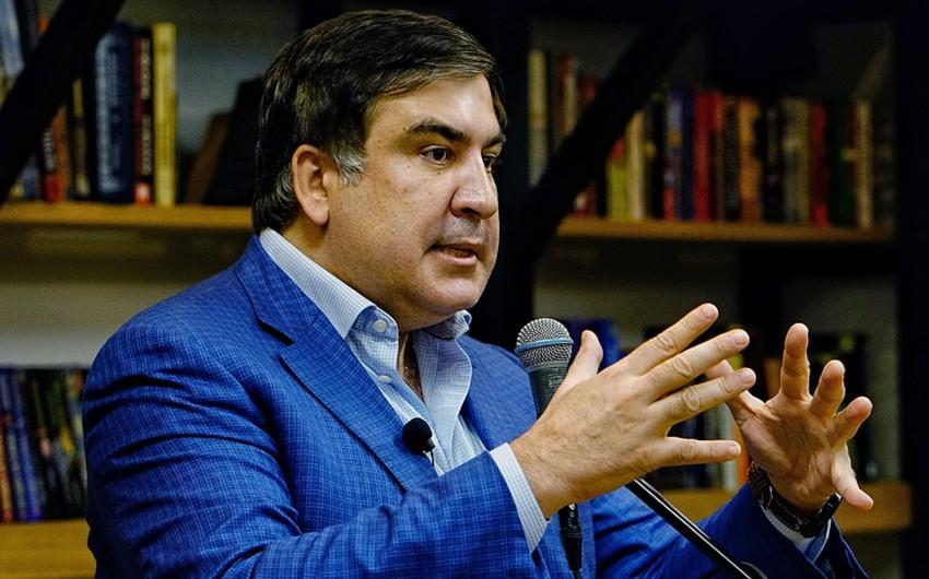 Ukrayna Gürcüstandan Mixeil Saakaşvilinin ekstradisiyası üçün sorğu alıb