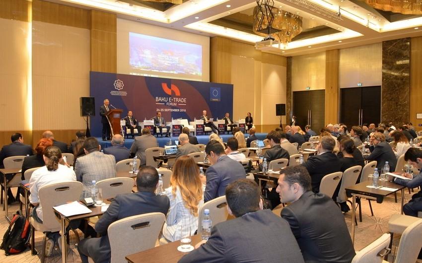 Bakıda ilk Beynəlxalq Elektron Ticarət Forumu keçirilir