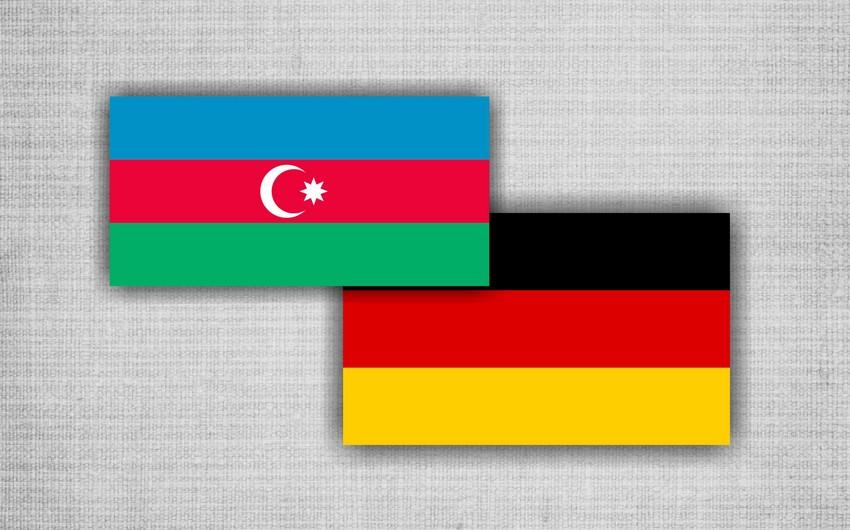 ETSN-də Alman-Azərbaycan Xarici Ticarət Palatasının üzvləri ilə görüş keçirilib
