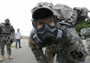 ABŞ Cənubi Koreyaya daha 11 hərbi bazanı təhvil verir