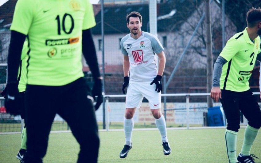 Белорусский футболист: В плане спортивных результатов Карабах Вена прогрессировал очень быстро