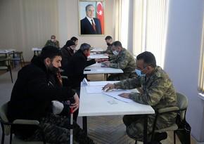 Комиссии рассмотрела обращения уволенных с военной службы по мобилизации