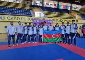 Азербайджанские школьники завоевали медали в Белграде