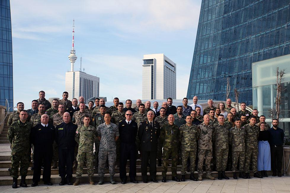 Baku hosts course within framework of NATO Operational Capabilities Concept Program