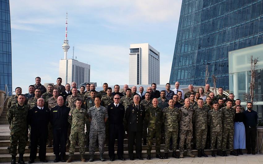 Baku hosts course within framework of NATO Operational Capabilities Concept Program