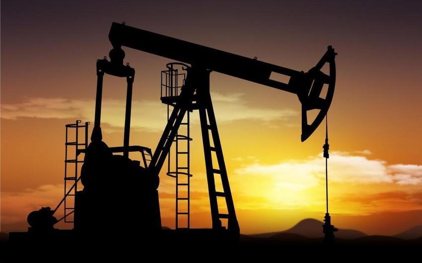 Brent markalı neftin qiyməti 59 dollardan aşağı düşüb