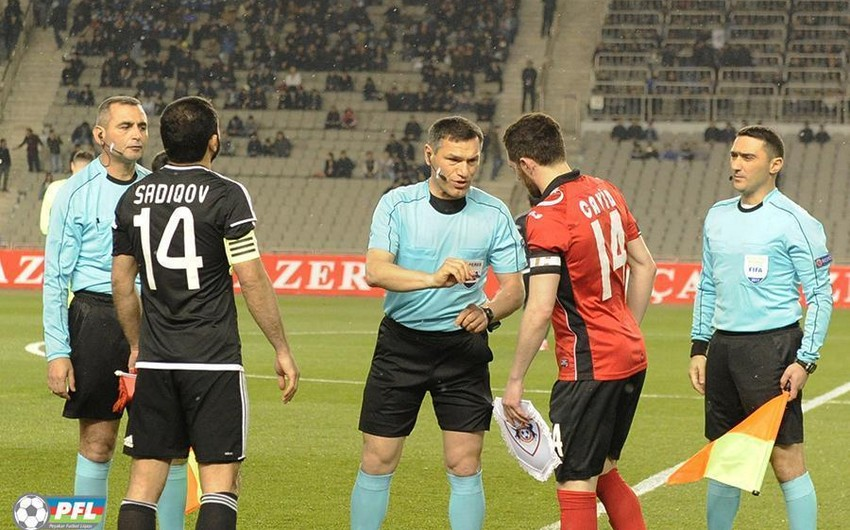 Azərbaycan Premyer Liqasında XI turun oyunlarının başlama vaxtı müəyyənləşib