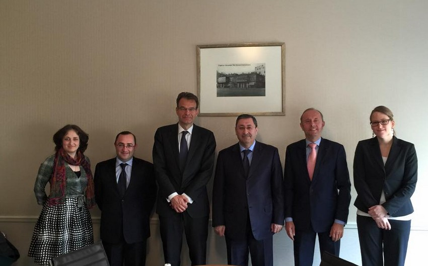 Baku hosts Azerbaijan, Netherlands ministerial consultations