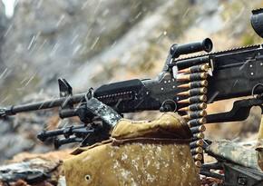 MN: Ermənistan atəşkəs rejimini pozmaqda davam edir