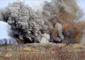 В Гедабекском районе гражданские лица подорвались на мине
