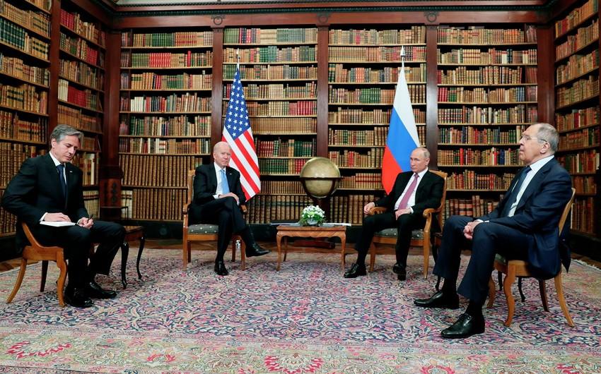 Путин о переговорах с Байденом: Не было никакой враждебности