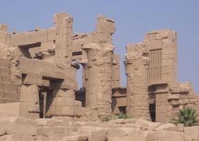 В Египте нашли затерянный в песках город