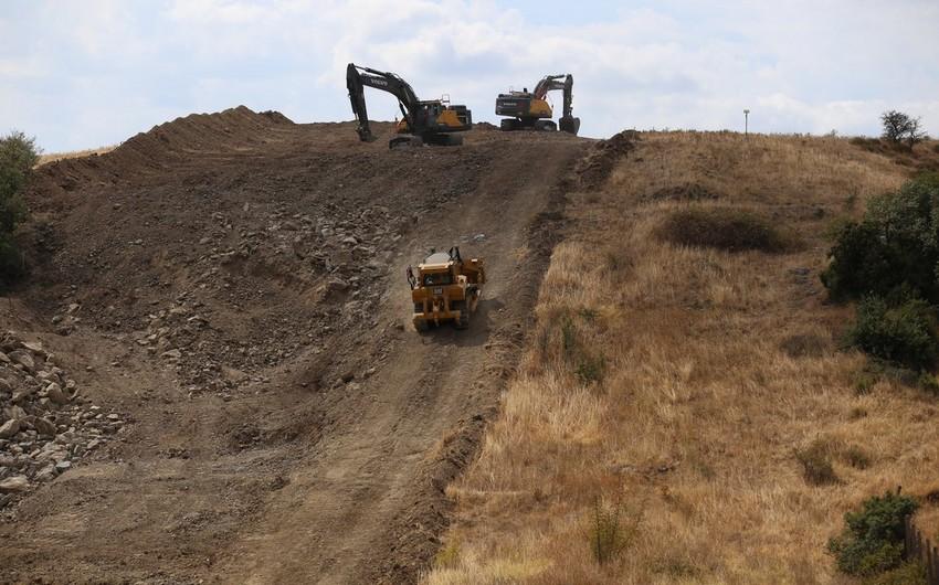 В Греции и Албании очищено 65% территории по маршруту ТАР