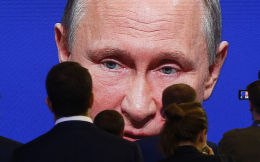 Vladimir Putin ilə canlı yayım iyunun 15-də olacaq